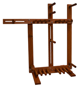 Floor Standing Inkle Loom